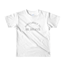 Load image into Gallery viewer, Brave Kids T-shirt