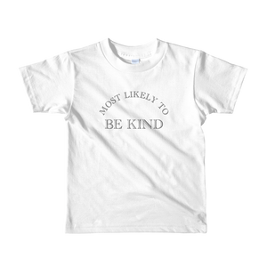 Kind Kids T-shirt