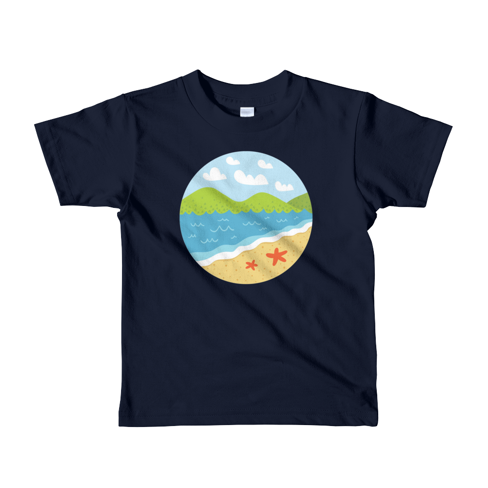 Beach - Kids T-shirt