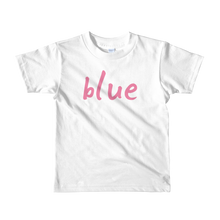 Load image into Gallery viewer, Blue - Kids T-shirt