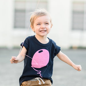 Party In Pink - Kids T-shirt