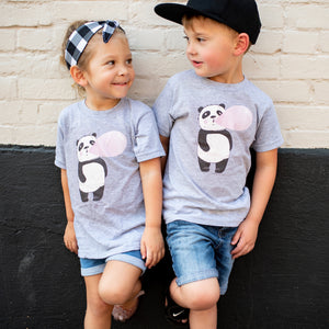 Panda - Chewing Gum - Kids T-shirt