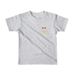 Fruit Face - Strawberry - Kids T-shirt