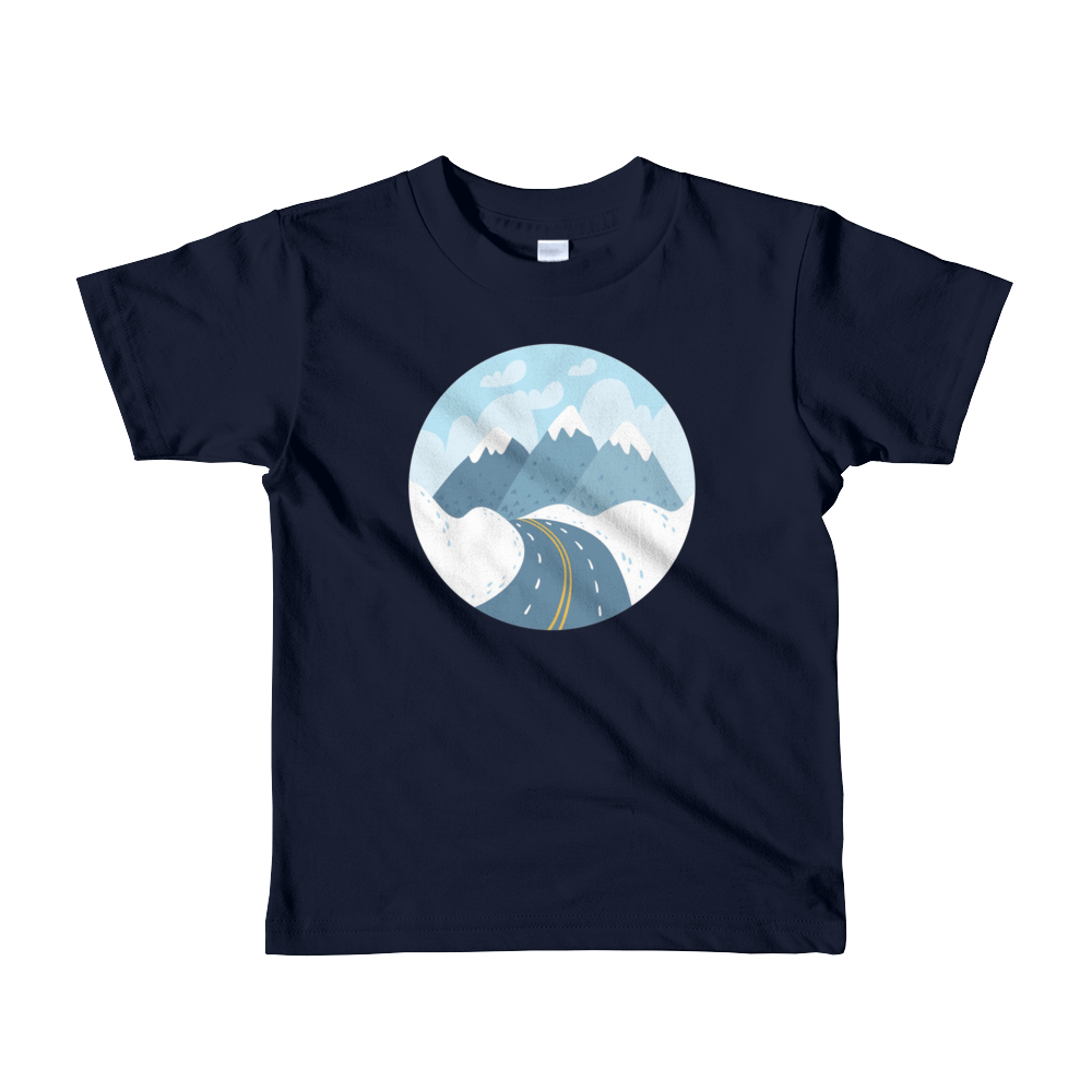 Mountains - Kids T-shirt