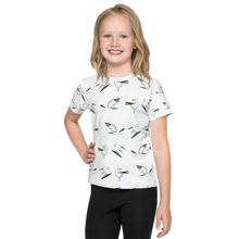 Load image into Gallery viewer, Seagulls All Over - Kids T-shirt