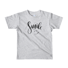 Load image into Gallery viewer, Smile - Kids T-shirt