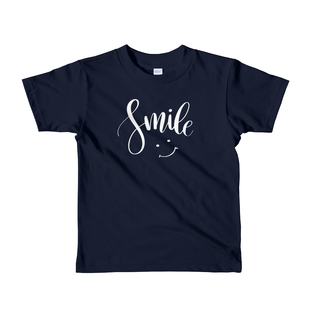 Smile - Kids T-shirt