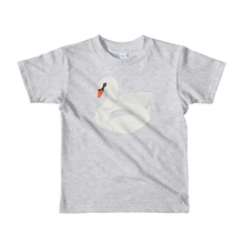 Load image into Gallery viewer, Swan - Pool Float - Kids T-shirt