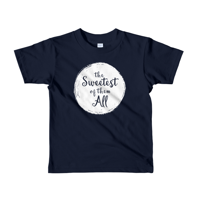 The Sweetest Of Them All - Kids T-shirt