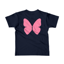 Load image into Gallery viewer, Butterfly Wings - Pink - Kids T-shirt
