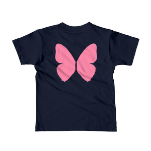 Butterfly Wings - Pink - Kids T-shirt