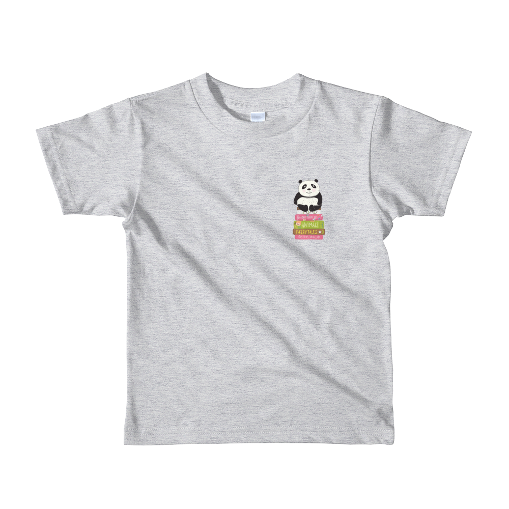 Little Panda - In My Pocket - Kids T-shirt