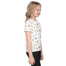 Load image into Gallery viewer, Cats All Over - Kids T-shirt