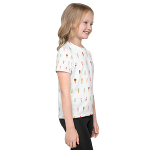 Ice Cream All Over - Kids T-shirt