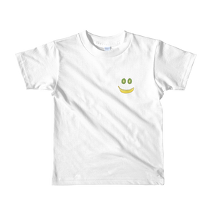Fruit Face - Kiwi - Kids T-shirt