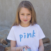 Load image into Gallery viewer, Pink Kids T-shirt
