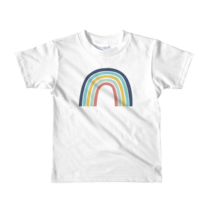 Rainbow - Blue - Kids T-shirt