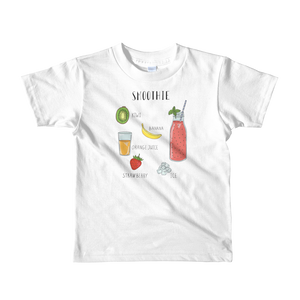 Strawberry Smoothie - Kids T-shirt
