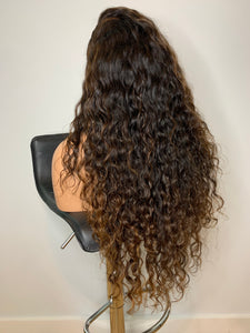 "26"" Brazilian Loose Wave Frontal Unit"