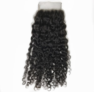 Brazilian Deep Curly Closure
