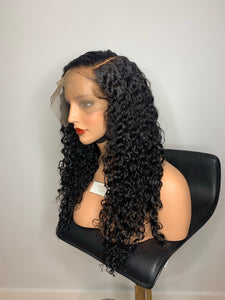 Loose Curly 13x6 Frontal Unit