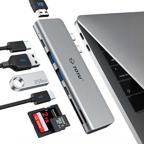 EUASOO 10-in-1 USB Type C hub