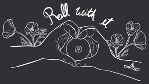 "Rawlogy ""Roll with It"" T-Shirt"