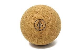 Blemished Cork Massage Ball