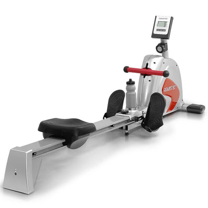 Powertrain Magnetic flywheel rowing machine