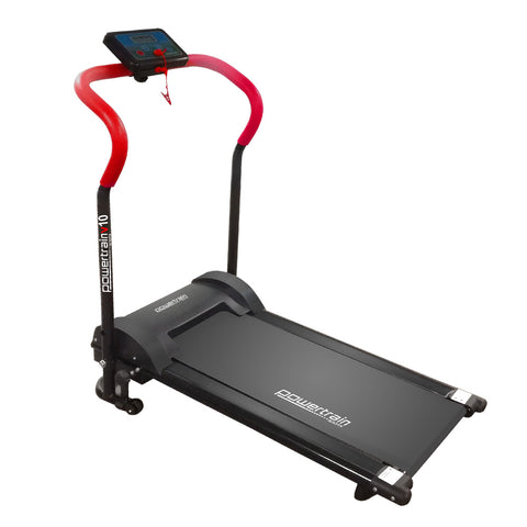 Treadmill V10 PowerTrain Cardio Running Exercise Home Gym - Red