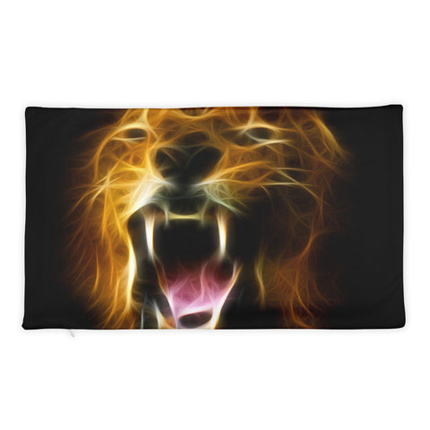 Lion Pillow Case