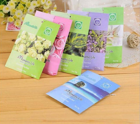 Natural Scented Bag. 5Pcs