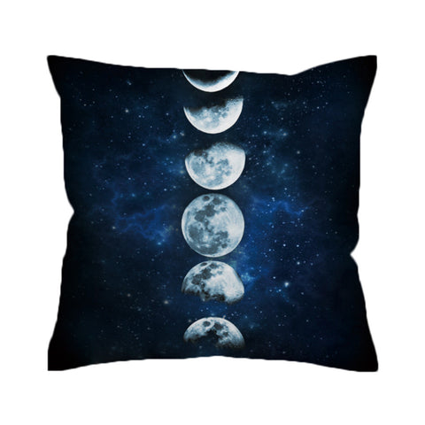 Moon Eclipse Pillow Case