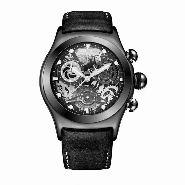 Reef Tiger/RT Sport Watch for Men Unique Watch With Solid Steel Watches RGA792
