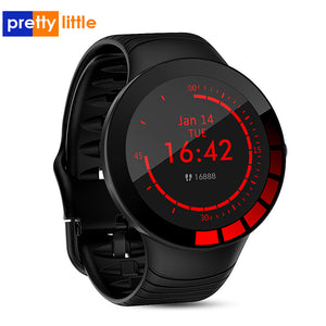 2020 E3 Sports Smart Watch Men IP68 Waterproof Full Touch Screen Silicone Strap SmartWatch for Android IOS Phone Fitness Tracker