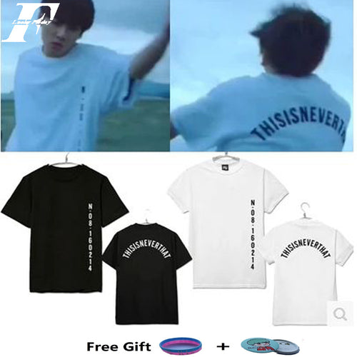 BTS SAVE ME fitness T Shirt availble in blue, white and black