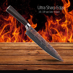 High Carbon German Stainless Steel Chef Knife
