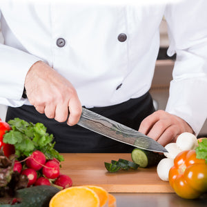 7Cr17 Pro Chef Knife