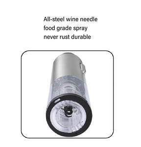 Food Grade Corkscrew Needle, Never Rust and Durable