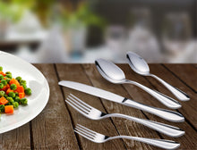 Load image into Gallery viewer, Flatware set Contemporary Design