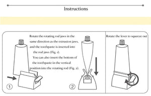 Directions to use Squeezers