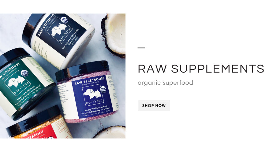 Raw Supplements
