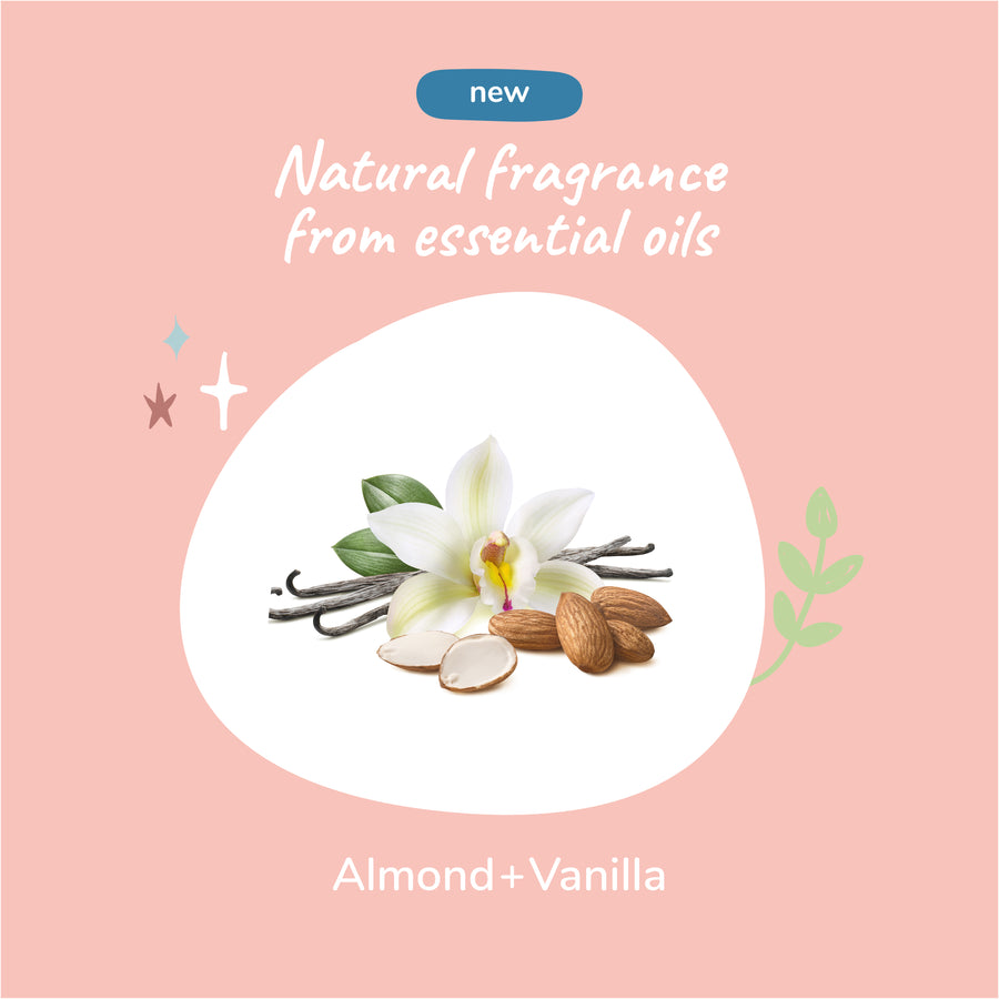 Soothing Almond+Vanilla Waterless Bath for Dogs Wholesale