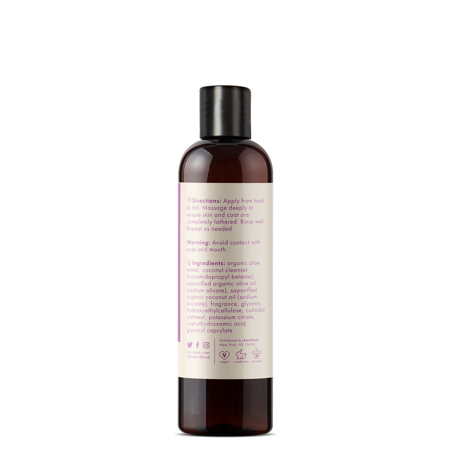 KIN ORGANICS Fig+Cedar (Oatmeal Itchy Dog Shampoo)