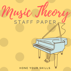How to submit your Music Theory Staff Paper notes