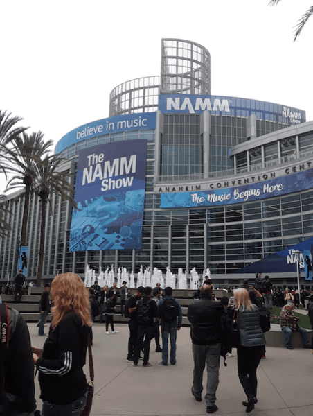 Making Money From Your Streaming Music: What I Learned at NAMM 2018