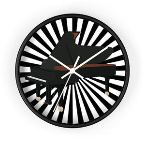 Piano Studio Wall clock, Music Teacher, Music Student, Music Studio, Practice, Music Lessons