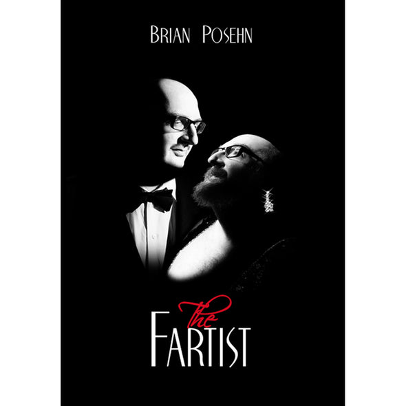 Brian Posehn: The Fartist DVD