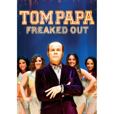 Tom Papa: Freaked Out DVD