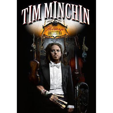 Tim Minchin and the Heritage Orchestra DVD